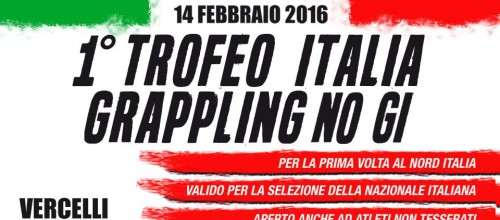 1° TROFEO ITALIA GRAPPLING NO-GI FIGMMA