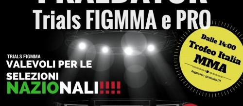 2^ TAPPA FIGMMA MMA TRIALS 2016/2017