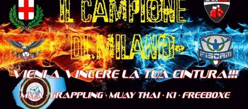 Il Campione di Milano FISCAM 29 APRILE 2018