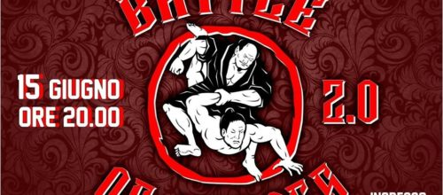 Battle of Heroes 2.0 di Grappling e BJJ -15 giugno 2019